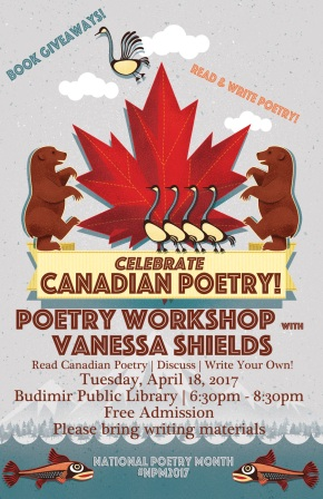 National Poetry Month Events Continue!#NPM2017