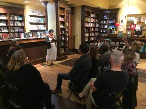 Book Tour Re-Cap – The Toronto Book Launch – Ben McNally Bookstore