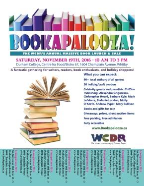 BOOK TOUR – NEXT STOP WHITBY!#BOOKAPALOOZA