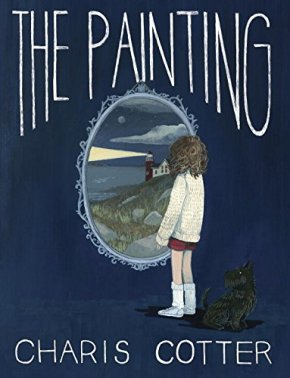 Guest Interview – Charis Cotter! Author of 'The Painting'